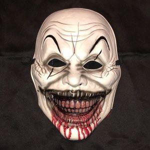 Terror Clown Mask Hot Topic NWT's